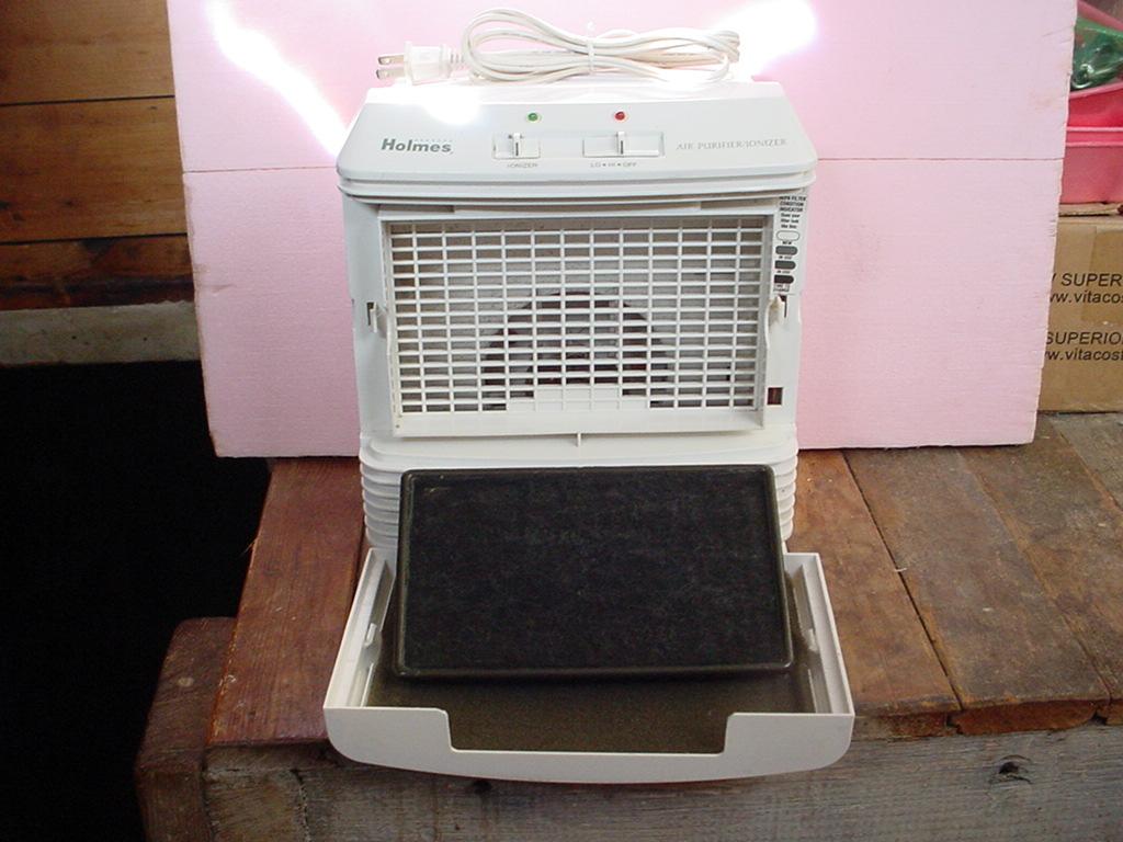 Air Filtration Holmes Air Purifier Ionizer Model Hap 220