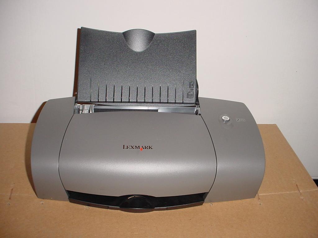 Lexmark Z605 Z510 Inkjet Printer Driver