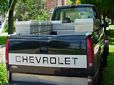 1995 Chevy Silverado K2500 4x4 Pick-up Truck-2