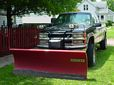 1995 Chevy Silverado K2500 4x4 Pick-up Truck-5