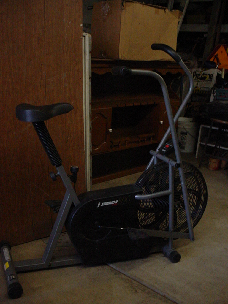 Health & Fitness, Stamina Air Bike
